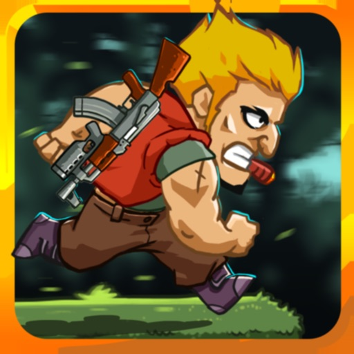 Metal Shooter: Super Commando
