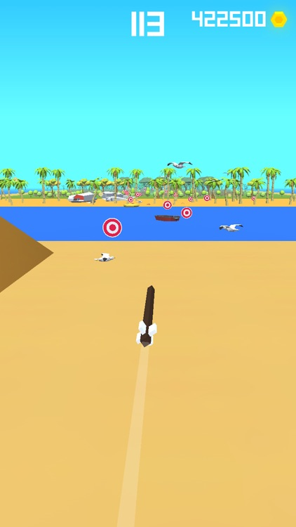 Flying Arrow! screenshot-3