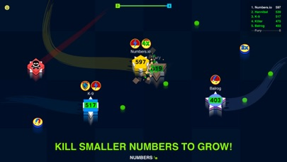 Numbers.io screenshot one