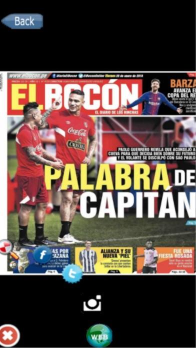 Entre Noticias España screenshot four