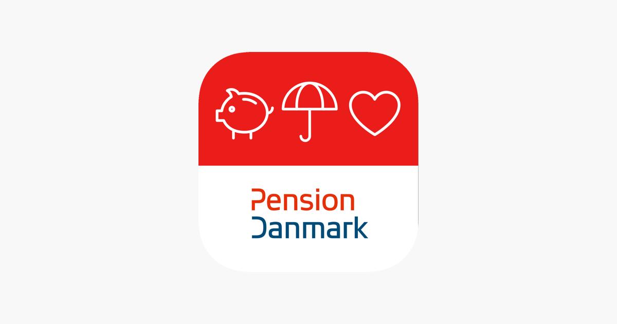 Din Pension i App Store