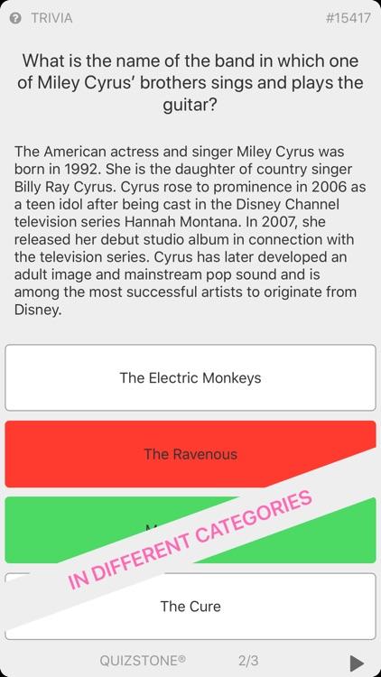 Who is Miley Cyrus? screenshot-3