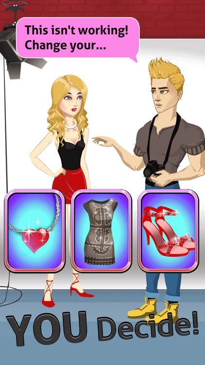 Model Life Episode Story Game