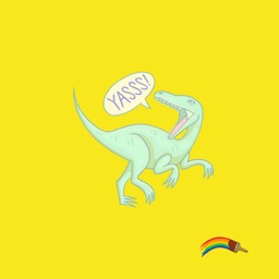 Dinosaurs by MarcyMoji