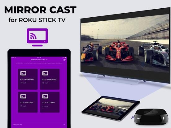 Mirror For Roku TV Pro Screenshots