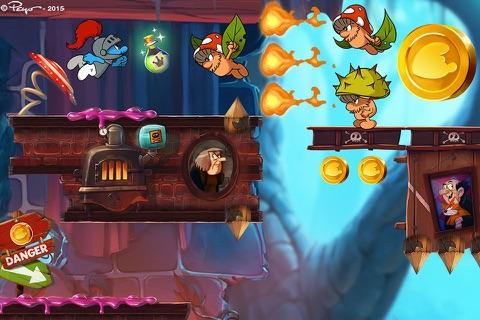 Smurfs Epic Run screenshot 3
