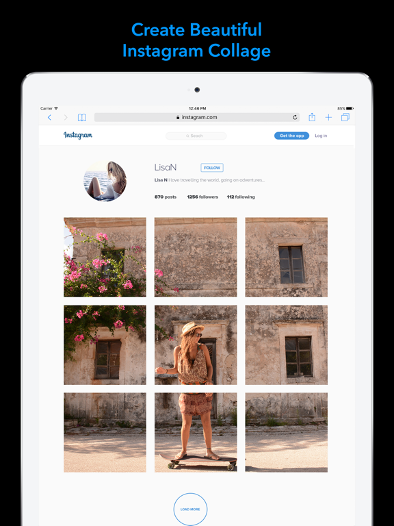 Grid Layout for Instagram | App Price Drops