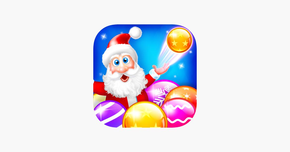Bubble Shooter - Christmas Fun im App Store