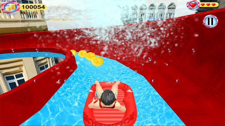 Water slide Adventure 3D Sim screenshot-4