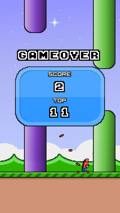 Flappy Story - Bird Wings screenshot-4