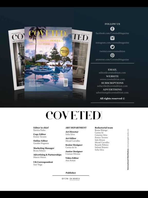 CovetED Magazine screenshot 7