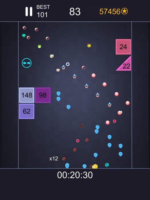 Many balls - blocks down screenshot #9
