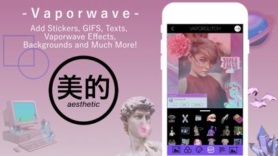 Vapor - Vaporwave Video Editor App Data, Reviews - Photo & Video