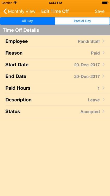 Work Schedule Maker by SentientIT Software Solution