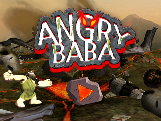 Angry BaBa: Hit & Far away screenshot 12