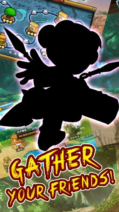 Скриншот Ninja Heroes Rebirth