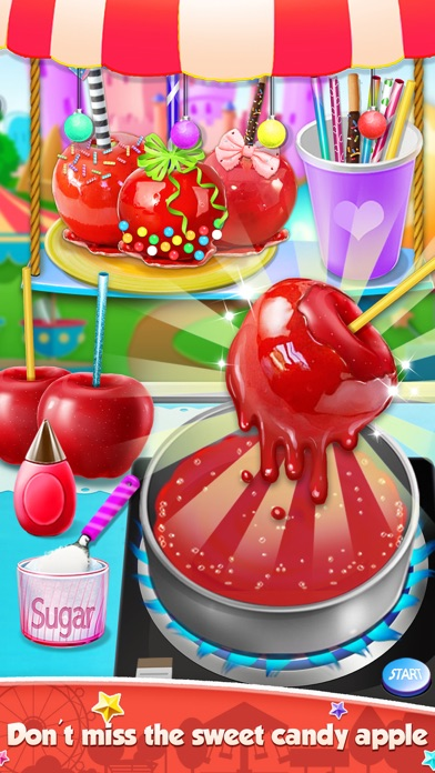 Carnival Fair Food screenshot two
