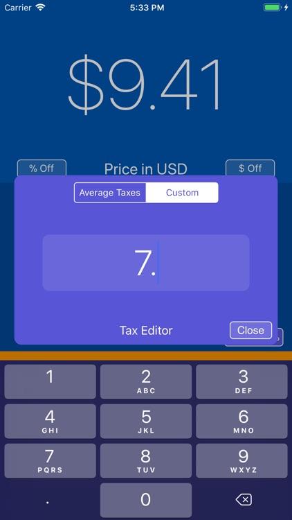 Taxcon screenshot-3