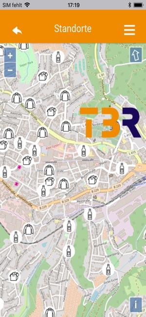 TBR Remscheid on the App Store
