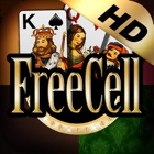 Eric's FreeCell Sol HD Lite icon