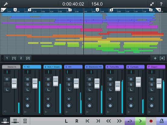 Cubase iC Pro Screenshots