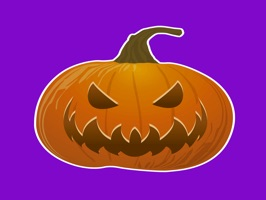 Halloween Pumpkin Emoji Fc