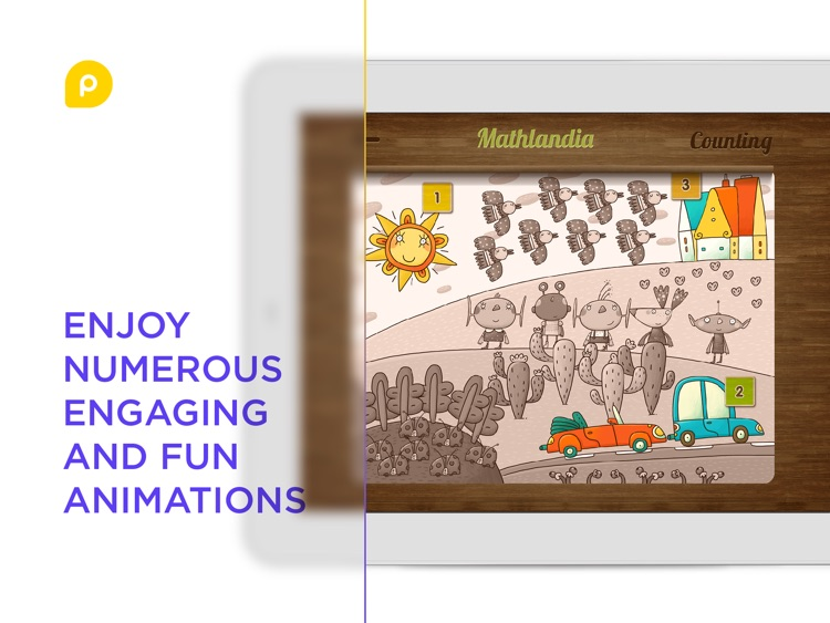 Mini-U: Mathlandia screenshot-4