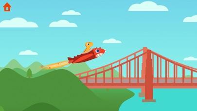 Dinosaur Plane - Game for kids for Windows