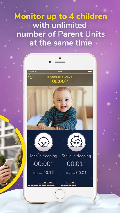 best nanny cam for iphone best baby monitor amp nanny by cloud4data llc 7991