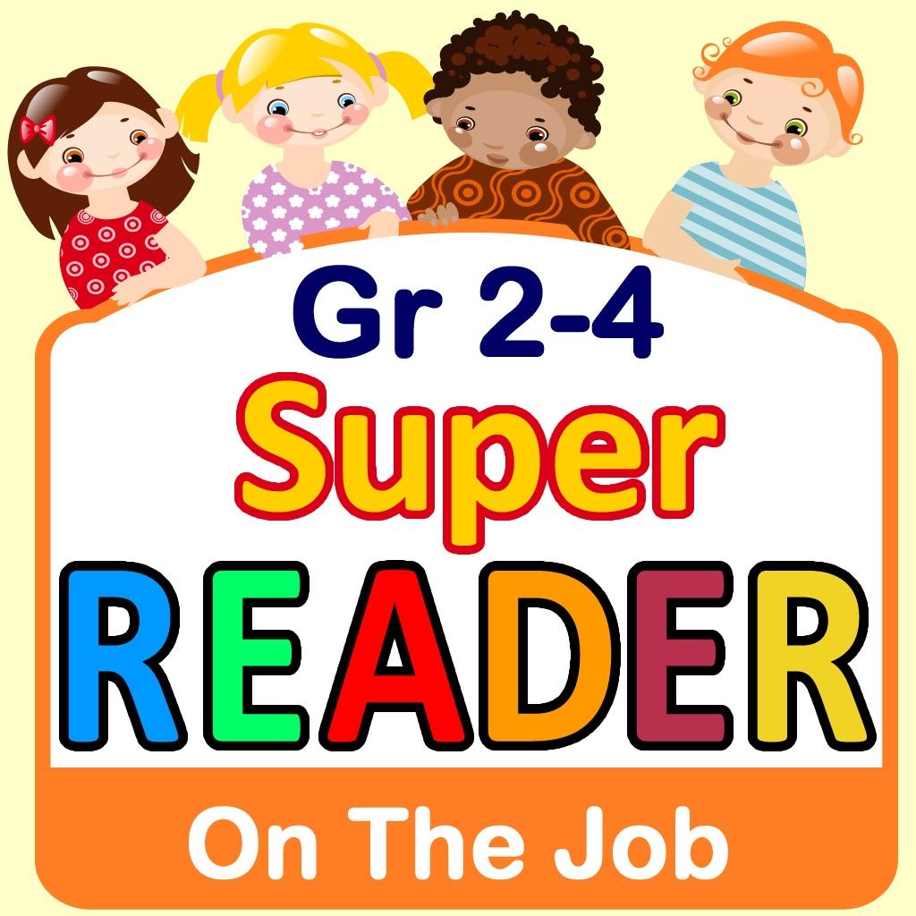 Super Reader - On The Job