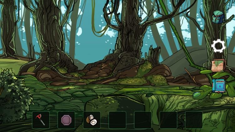 The Monkey Pit Island - Lite screenshot-3