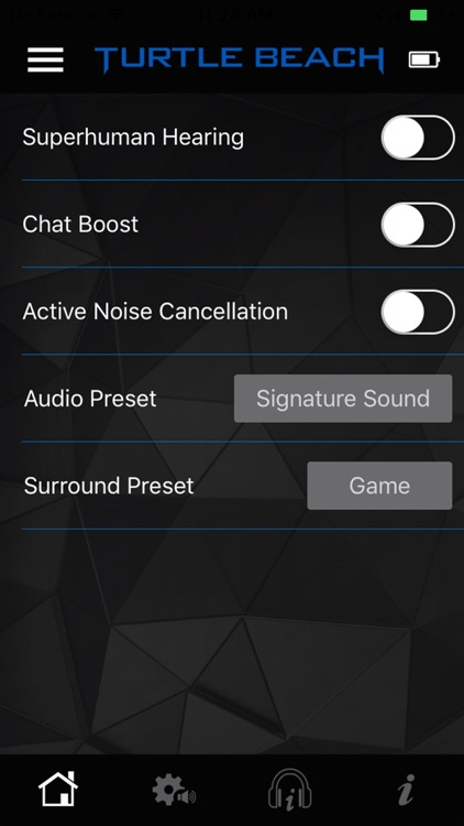 Turtle Beach Audio Hub App