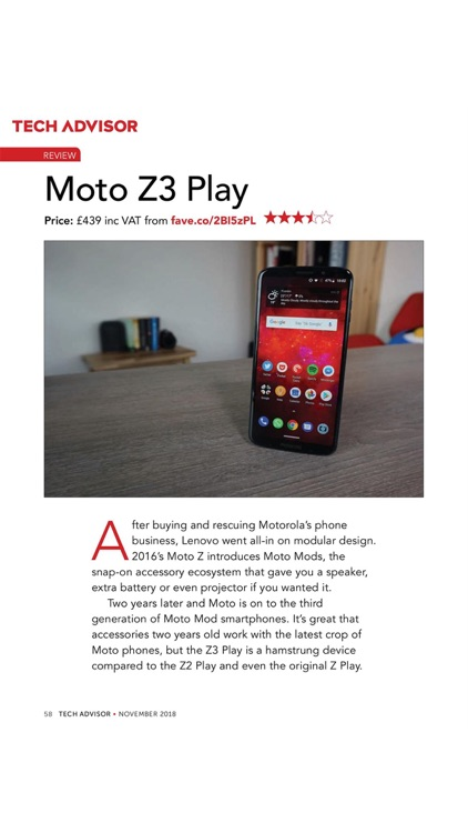 Tech Advisor Magazine screenshot-3
