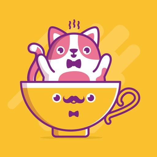 Fat Cat Emojis