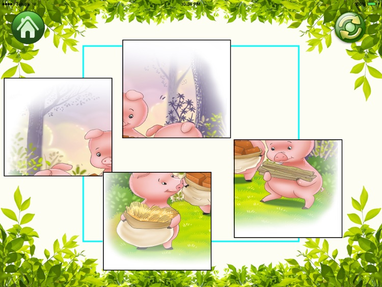 Story of the Three Little Pigs screenshot-3
