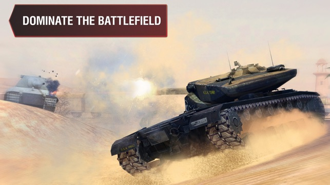 World of tanks blitz on the app store sciox Gallery
