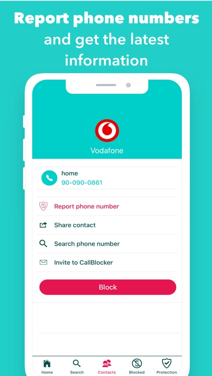 Call Blocker: Block spam calls screenshot-5