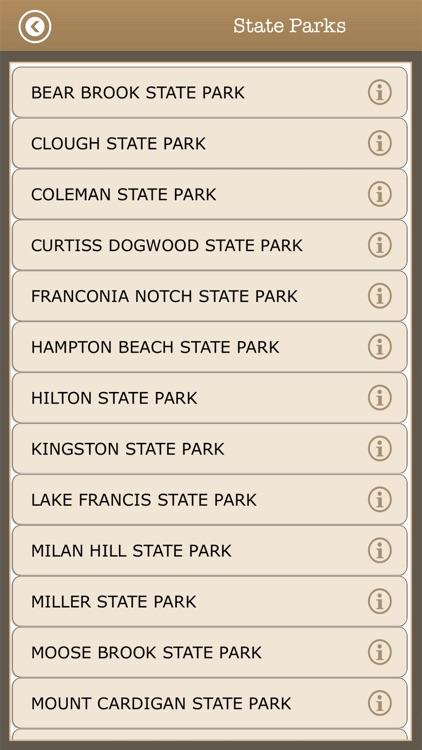 New Hampshire Camps Guide screenshot-4