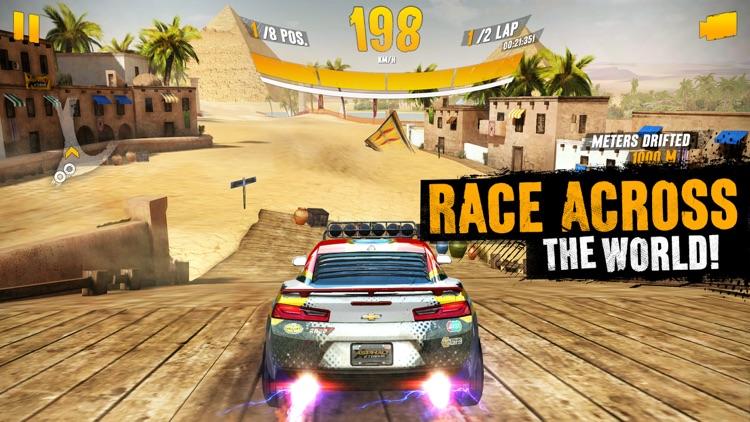 Asphalt Xtreme: Offroad Rally Racing screenshot-3