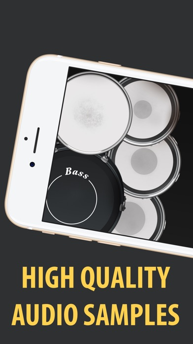 Double Kick - Pro Drum Kit Screenshots