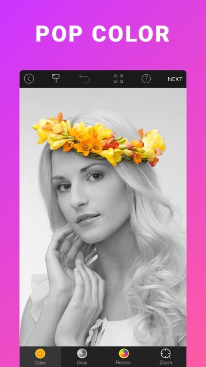 Color Pop Effects Photo Editor screenshot-0