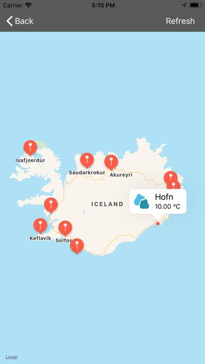 Iceland Travel Guide screenshot-3