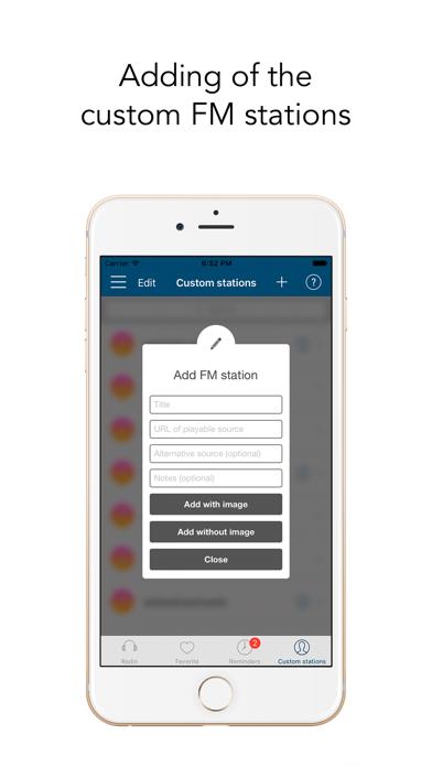 EU Radio: European Union radio screenshot three