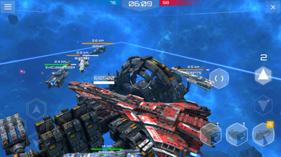 Planet Commander: Space action screenshot 5