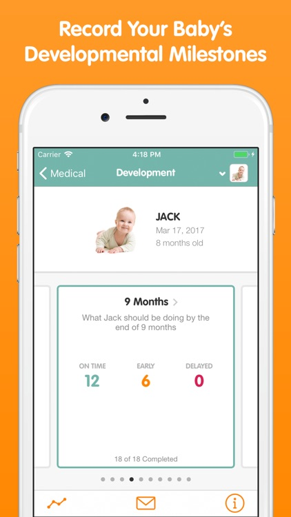 Sprout Baby (Baby Tracker) screenshot-3