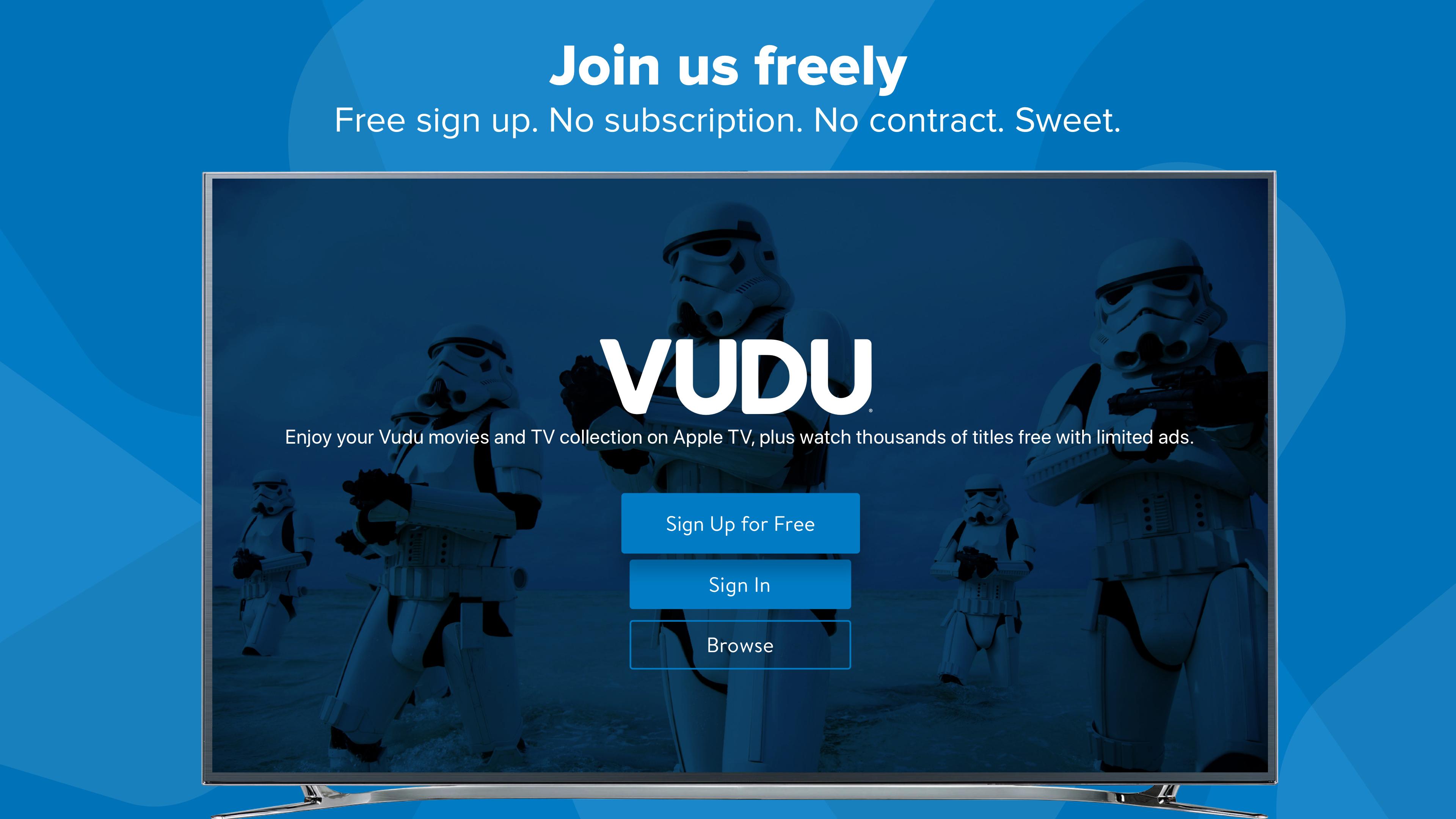 Vudu - Movies & TV screenshot 16