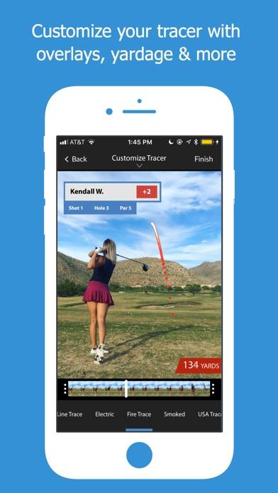 The Golf Tracer screenshot 2
