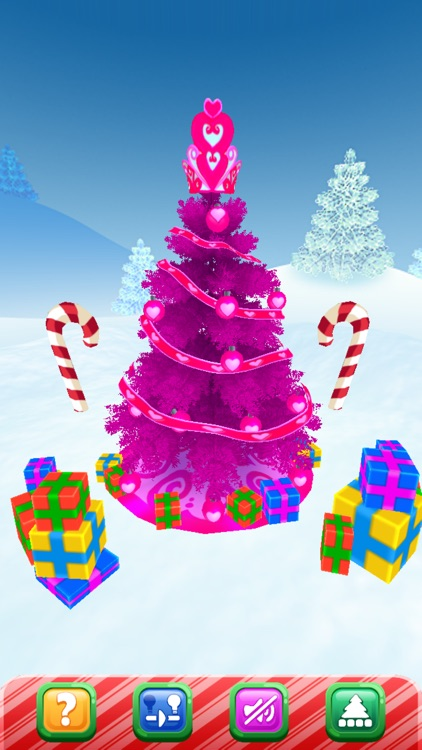 Christmas Tree 3D LITE screenshot-3