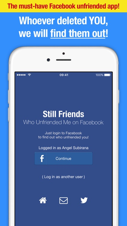 Still Friends - Who Deleted Me screenshot-4