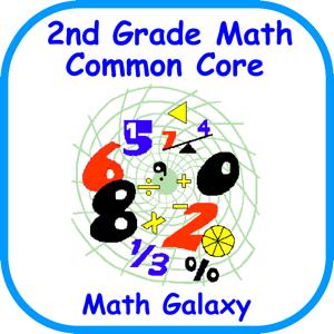 Second Grade Math Common Core app